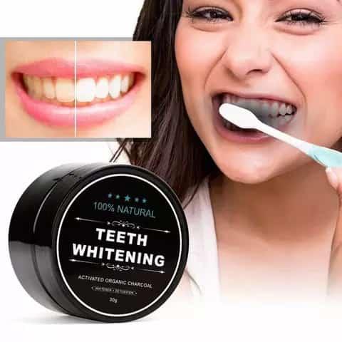 blanchisseur des dents